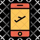 Booking Flight Flight Booking Icon