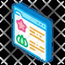 Online Flower Shop Icon