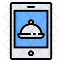 Online Order Food Icon