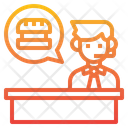 Online Order Support Icon