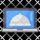 Online Food Order Order Food Food Service Icon
