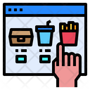 Website Food Menu Icon