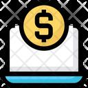 Online Funding Icon