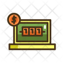 Online Gambling Icon