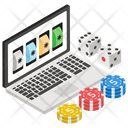 Online Gambling Gambling App Online Casino Icon