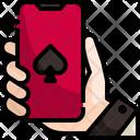 Online Gambling Online Pocker Online Game Icon