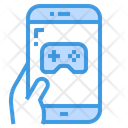 Gaming Game Smartphone Icon