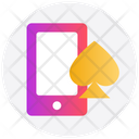 Mobile Online Game Ace Icon