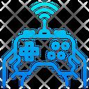 Online Game Joy Stick Game Icon