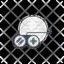 Game Control Development Icon