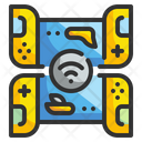 Online Game Game Play Station Icon