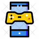 Game Player Mobile Icon