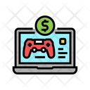 Game Remote Online Game Game Icon
