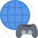 Online Gaming Game Icon