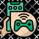 Online Gaming Gaming Internet Game Icon