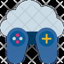Cloud Computing Joypad Icon