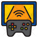 Online Gaming Online Game Joy Stick Icon