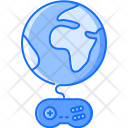 Planet Online Video Icon