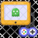Online Game Online Ghost Game Ghost Game Icon