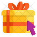 Online Giftbox Online Gift Buy Gift Icon
