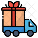 Car Ecommerce Delivery Icon