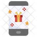Online Gift Shopping Icon