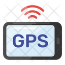 Online Gps Mobile Gps Mobile Pinpointer Icon