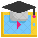 Tablet Device Communication Icon