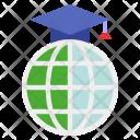 Academic School Scholar Icon
