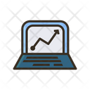 Online Graph Icon