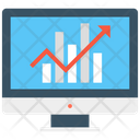 Online Graph Ranking Graph Rating Graph Icon