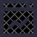 Online Graph Seo Icon