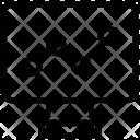 Online Graph Web Icon