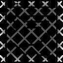 Online Graph Dollar Icon