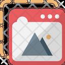 Online graphics Icon