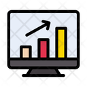 Graph Growth Increase Icon