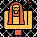 Online Halloween Icon