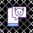 Online Harassment Icon