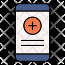 Online Health Icon