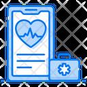 Online Healthcare Medical App Lab App Icon