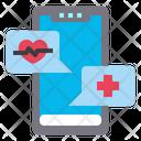 Online Heart Checkup Icon