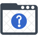Online Ask Help Icon