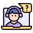 Question Help Faq Icon