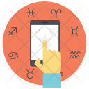Smartphone Horoscope Daily Icon