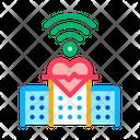 Internet Clinic Color Icon