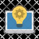 Creative Planning Innovation Icon