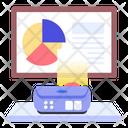 Online Infographic Icon