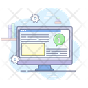 Customer Support Information Icon