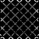 Online Interior Design Network Computer Icon