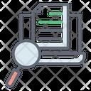 Online Investigation Icon